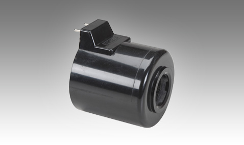 Molded Plug-in Solenoid